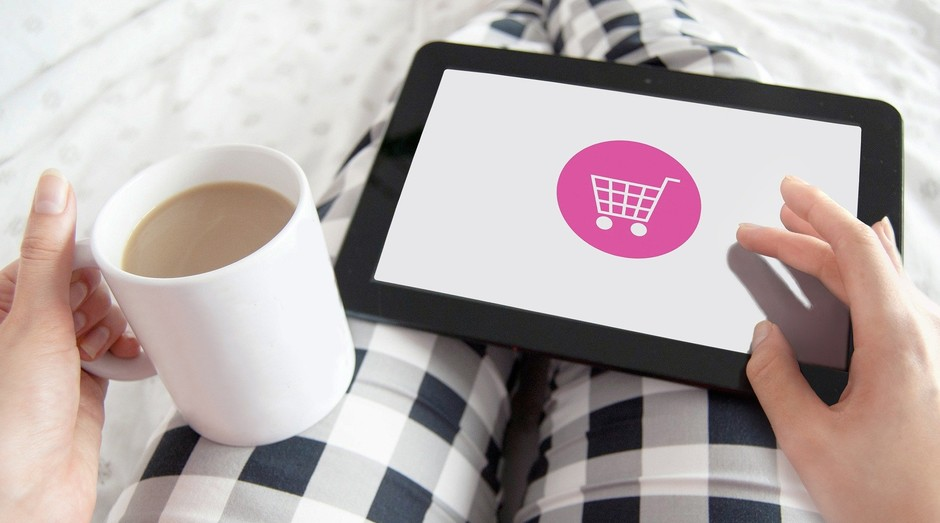 Além do computador, consumidores utilizam tablets e smartphones para realizar compras (Foto: Reprodução/Pixabay)