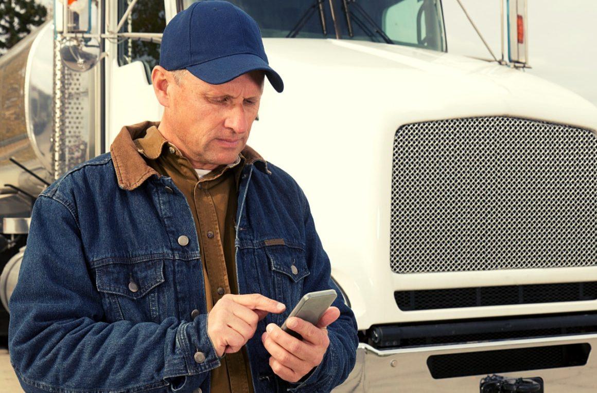 Aplicativos para caminhoneiros podem fazer a diferença no dia a dia